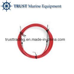 4m Marinefernsteuerungskabel-/Throttle-Hebel-Kabel