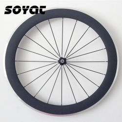 Soyat 700c Road Rims Bicycle Wheel Bike Rims mit Alloy Braking Surface Good Design Hot Wheels Rims