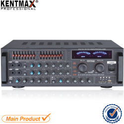 Su uso en casa guitarra Mezclador de audio estéreo de tubo de karaoke de la etapa de potencia del amplificador transformador