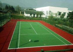 Deportes tenis piso - Suelos de plástico de PVC al aire libre