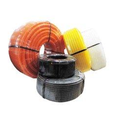 Пластиковый одной стене HDPE / нейлон электрического кабеля гофрированный шланг