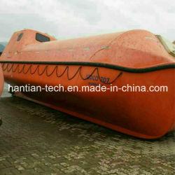 Outra dimensão Glassfiber embarcação de salvamento marítimo usado Vida Solas de barco para treinamento