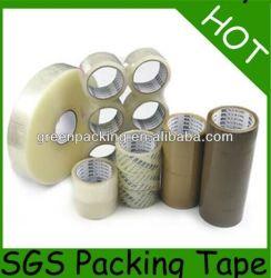 Adhesivo acrílico de buena calidad funcional BOPP Film cintas de embalaje