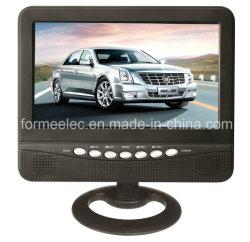 "9 "" ISDB-T 텔레비젼 휴대용 텔레비젼 TFT LCD 텔레비전"