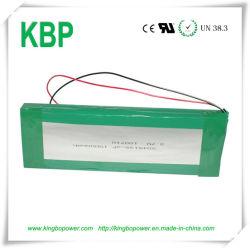 De navulbare Li-Polymeer Batterij van het Lithium voor Draagbare DVD