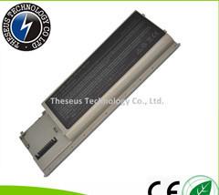 Bateria de substituição para backup de notebook Dell D620 0GD775 0Kd494 0TC030 GD775 Kd489 UG260 de Baterias de Notebook Recarregável