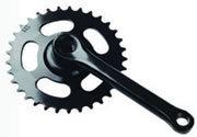 自転車はChainwheel&Crankの良質を分ける