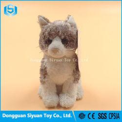 ChildrenのためのPetカスタムHairy Cat Stuffed Animal Plush Toy