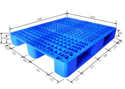 倉庫のための1200X1000 HDPEの頑丈なラックプラスチックパレット
