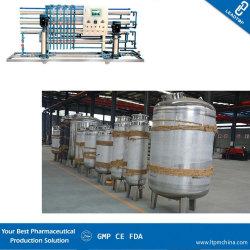 Fabricante de máquinas de tratamento de água/RO Purificador de Água