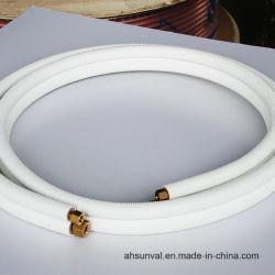 Climatisation Double-Tube PE tuyau en cuivre à revêtement