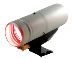 PRO de la luz de cambio de rpm para el caso de plata 7011LED rojo (SR)