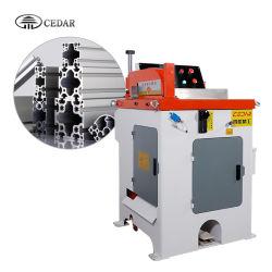 Cader Xs-455al 반자동 알루미늄 프로파일 절단 장비는 열싱크에 적합한 갠트리와 함께 추가할 수 있습니다