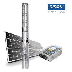 Высокая мощность 1.3kw 72В постоянного тока бесщеточные насосы солнечной энергии на полупогружном судне солнечной энергии воды и солнечного света водяной насос, солнечной энергии на базе насосной системы солнечной глубокие насосы