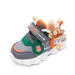 سعر رخيص شعبية بسيطة أسلوب الأطفال الصغار الرياضة طفل صبي أحذية للأطفال