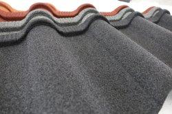 Металлические строительные материалы Тин крыши смешанных красочные камня кровельной черепицы из стали с покрытием