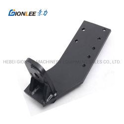 Precision Chapa de Aço Inoxidável peças de solda de corte CNC Trabalho do Suporte