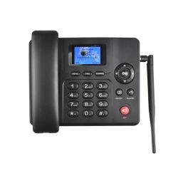 4G LTE Festnetz Wireless Phone 4,4 LED-Bildschirm Rechner Kalender Wecker