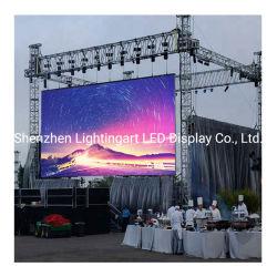 P3,91 P4,81 Außenvermietung LED-Bildschirm-Panel Werbung Veranstaltungen