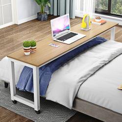 Scrivania computer scrivania Letto semplice piccola scrivania per la casa Camera da letto mobile Lazy Cross Bed tavolo da letto