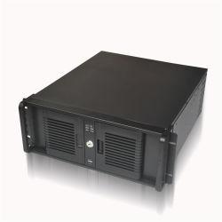 PC industriel Ordinateur serveur CAS Châssis de montage en rack 4U