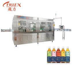 Succo di frutta automatico macchina per il riempimento a caldo produzione di succhi per il riempimento Sistema di linea imbottigliamento PET macchina di riempimento lavorazione del succo confezionamento