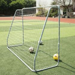 Standard Only Net ليس لديه إطار 11-A-side/7-A-side/5-A-Side Children Football Practice (ممارسة كرة القدم للأطفال في الجانب 11-A-Side/7-A-Side/5- صافي الارتداد
