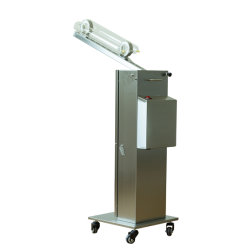 Luz LED inteligente Manicura germicida ultravioleta UV lámpara de esterilización reflector