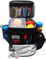 2020 nieuwe groothandel stijlvolle functionele duurzame unieke opslag geïsoleerde lunch Bag Thermal Tote Meal Prep Management voor de School van het kantoor van het werk Mannen Vrouwen