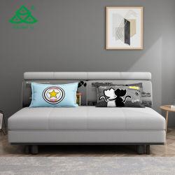 Cuoio domestico semplice moderno della mobilia del salone/base di sofà personalizzata tessuto