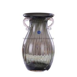 Dekoration Gemälde Farbige Glasflasche Vase