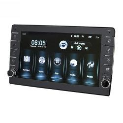 Android 9 inch 1DIN Auto MP5 Multimedia Player WiFi GPS Navigatie Bluetooth FM-radio-videospeler voor in de auto