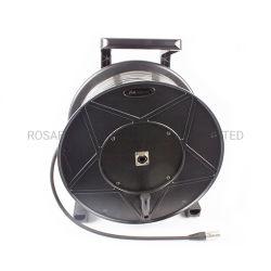 PVC RoHS a approuvé le fil électrique réseau Cat 6 câble LAN RJ45 avec connecteur audio (DSR432PB)