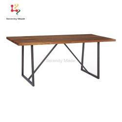 바 가구 옥외 사건 나무로 되는 하이바 테이블