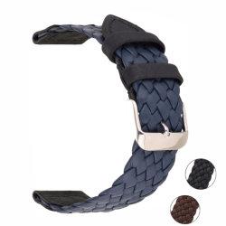Correa de reloj de tejido trenzado