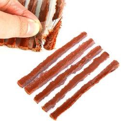 Bruine strips voor bandenreparatie
