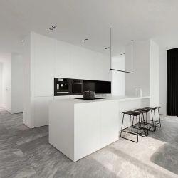 Un comptoir en marbre des pierres de Granite Tile artificielle de la table de travail de cuisine de la vanité comptoir comptoir