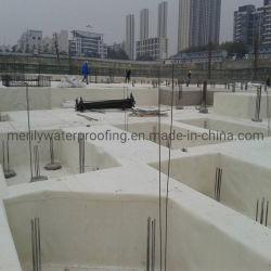 핫 세일 고밀도 폴리에틸렌(HDPE) 지하용 접착식 시트 건설