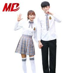 Modellen Shirt&Pants/Skirt van de School van de Jonge geitjes van het midden/van de Middelbare school de Eenvormige