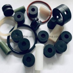 تصميم مصنعي المعدات الأصلية (OEM) ثعبان مطاطي من السيليكون EPDM ذو ضغط متطاير بالفوليتات للغبار البرهان