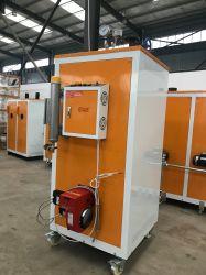 0.05t 0.1t Gas-Dampfkessel-Kraftstoff für Heizungs-Wasser zum Unhair Huhn