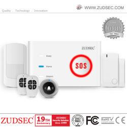 Alarme de Intrusão GSM WiFi Dual-Net Sistema de Segurança em Casa