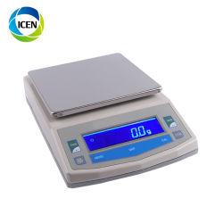 No-BG002 Digital Laboratório de Química da balança de pesagem de escala de função