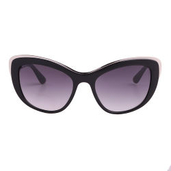 2018 Fashion Rising Cat Eye солнечные очки с художественным оформлением