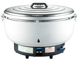 Gas-Reis-Kocher 30 Liter mit ausgedehntem innerem Aluminiumpotentiometer