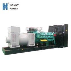 50Hz Potência grande modelo de contentor 1800kw 2250kVA grupo gerador diesel