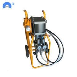 Luftlose Polyurethan-Schaumgummi-Spray-Wand-Farbanstrich-Maschine für Haus-Isolierung