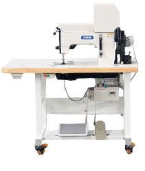 De op zwaar werk berekende Dikke Naaimachine van de Steek van de Draad Sier Decoratieve