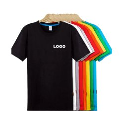 Kundenspezifische T-Shirts, T-Shirt der Mann-100%Cotton, Stück-Hemd, Drucken-T-Shirt, Polo-T-Shirt für Männer/Frauen, normales T-Shirt