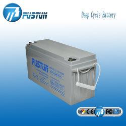 Niedrige Selbstentladung-lange Lebensdauer Solar-AGM-Batterien 12V 150ah